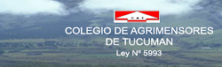 Colegio de Agrimensores de Tucuman
