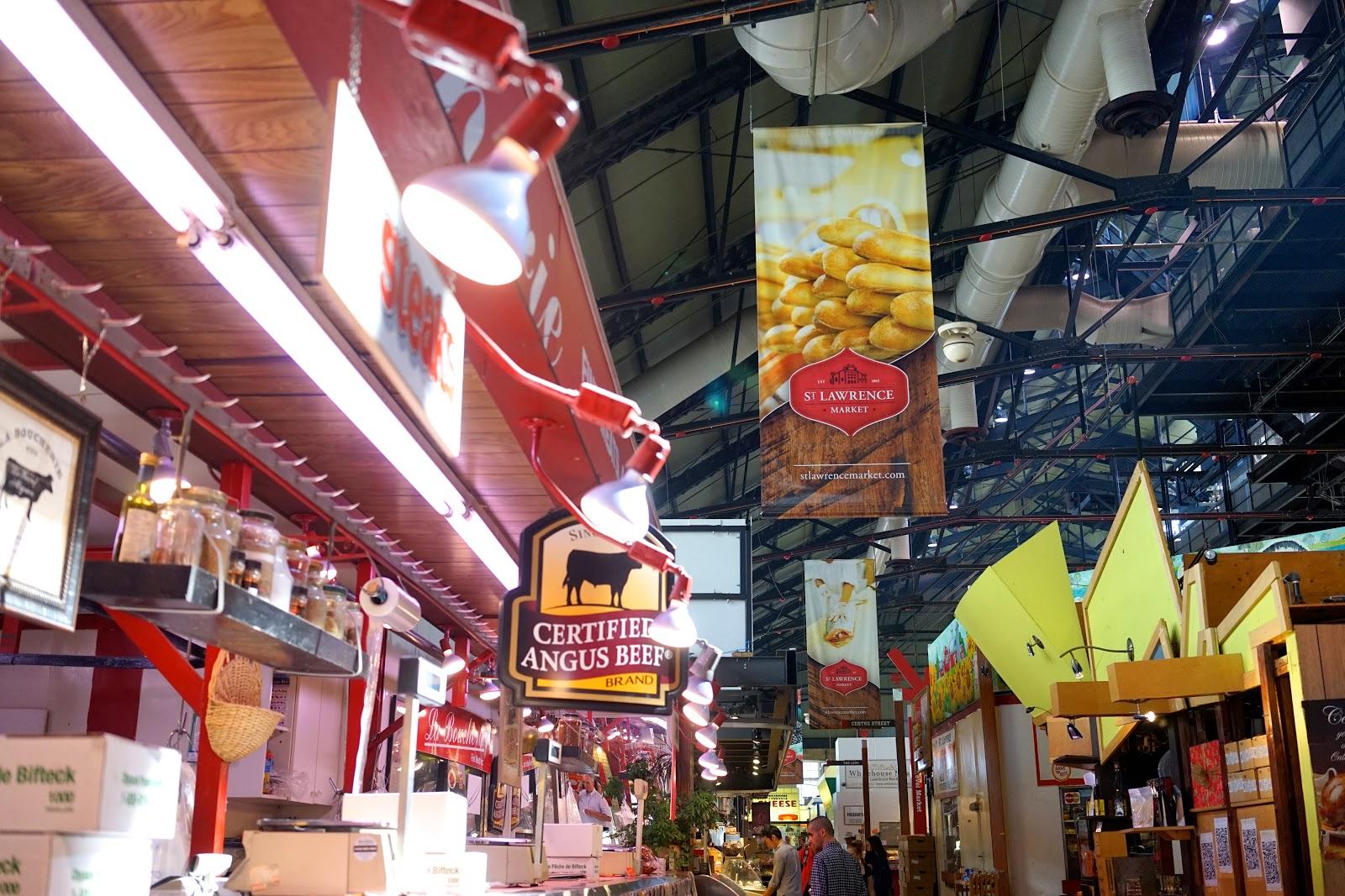 st lawrence food market