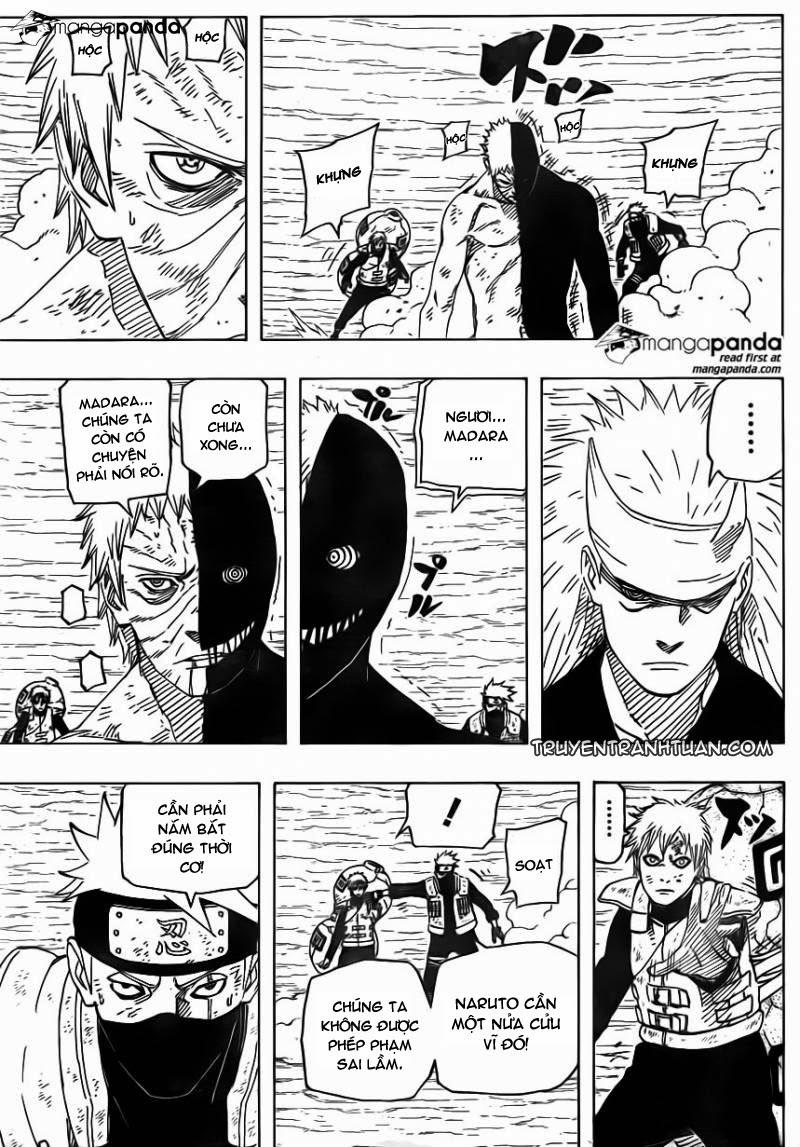 Naruto - Chapter 665 - Pic 6