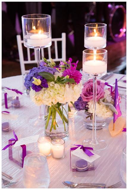 purple favors