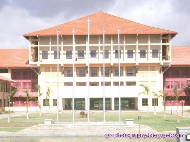 Administrative Complex-Hambantota
