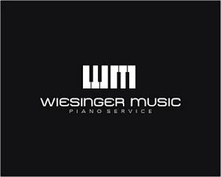 ilusión óptica logo wiesinger music