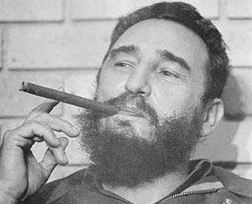 El Comandante Fidel Castro