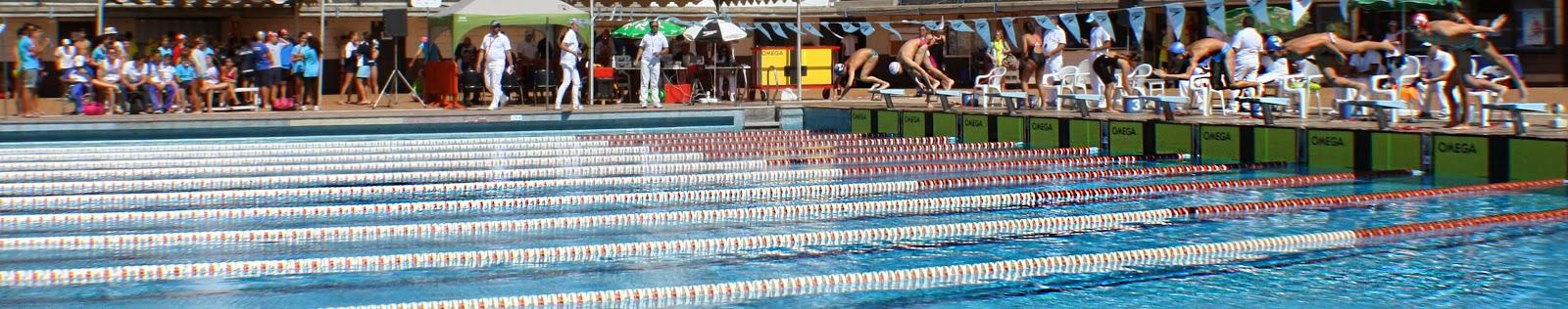 Ntc natacion canaria cr nica trofeo ciudad de santa cruz for Piscina municipal los cristianos