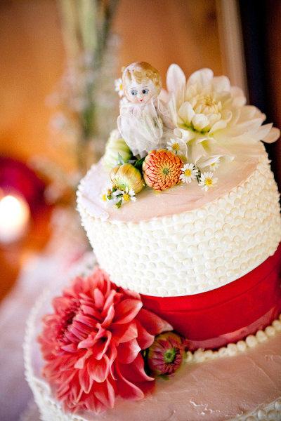 Торт букет цветов из мастики мастер класс