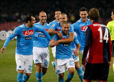 Napoli 6 - 1 Genoa (2)