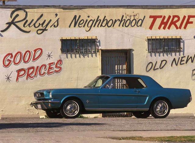 フォード・マスタング 初代 | Ford Mustang(1964年~1968年)