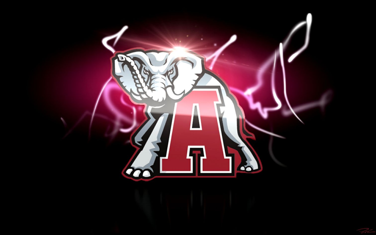 1680x1050 ALABAMA CRIMSON TIDE Wallpaper Download