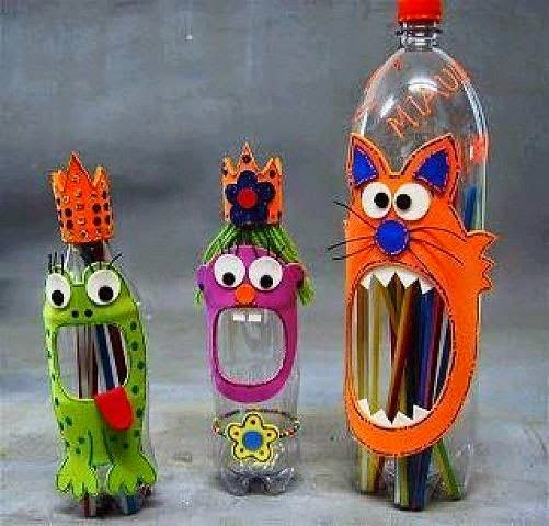 recycled project art ideas