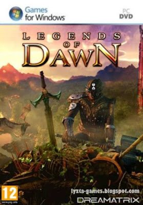 Legends of Dawn (LOD) PC Cover