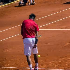 Rafa Nadal Tugging