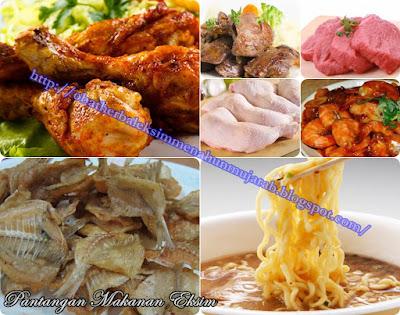 Pantangan Makanan Untuk Penyakit Eksim