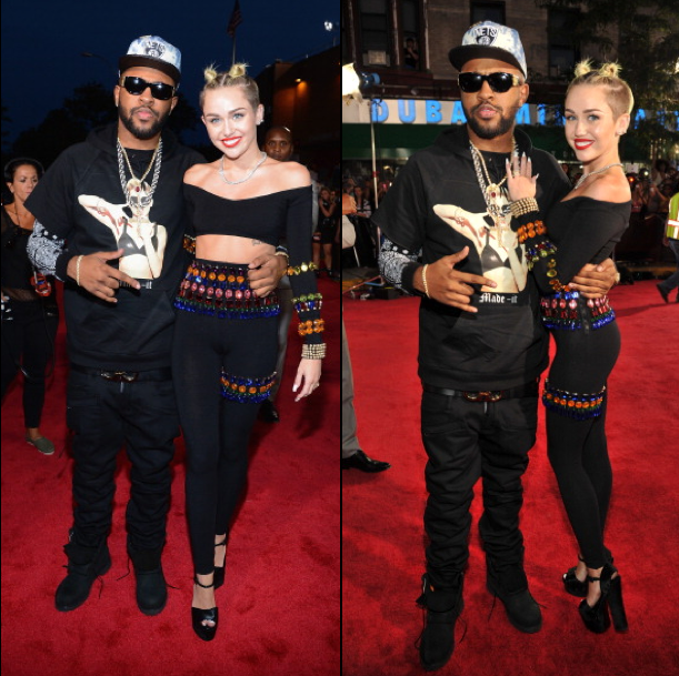 Mike will made it and miley cyrus dating stella