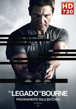 The Bourne Legacy (2012) pelicula hd online