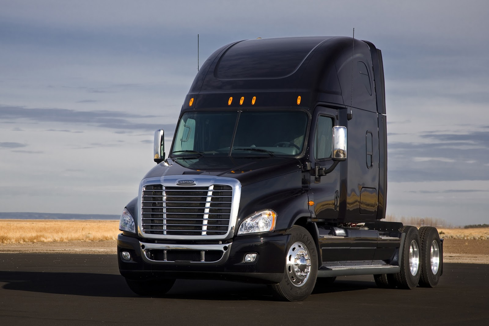 Latest Cars Models Freightliner Cascadia