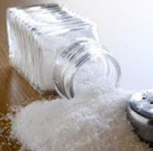 O Sal nos alimentos e na Saúde