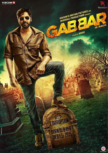 Gabbar is Back (2015), Tonton Full Movie, Tonton Filem Melayu, Tonton Movie Melalyu, Tonton Filem Online, Tonton Movie Online, Tonton Filem Terbaru