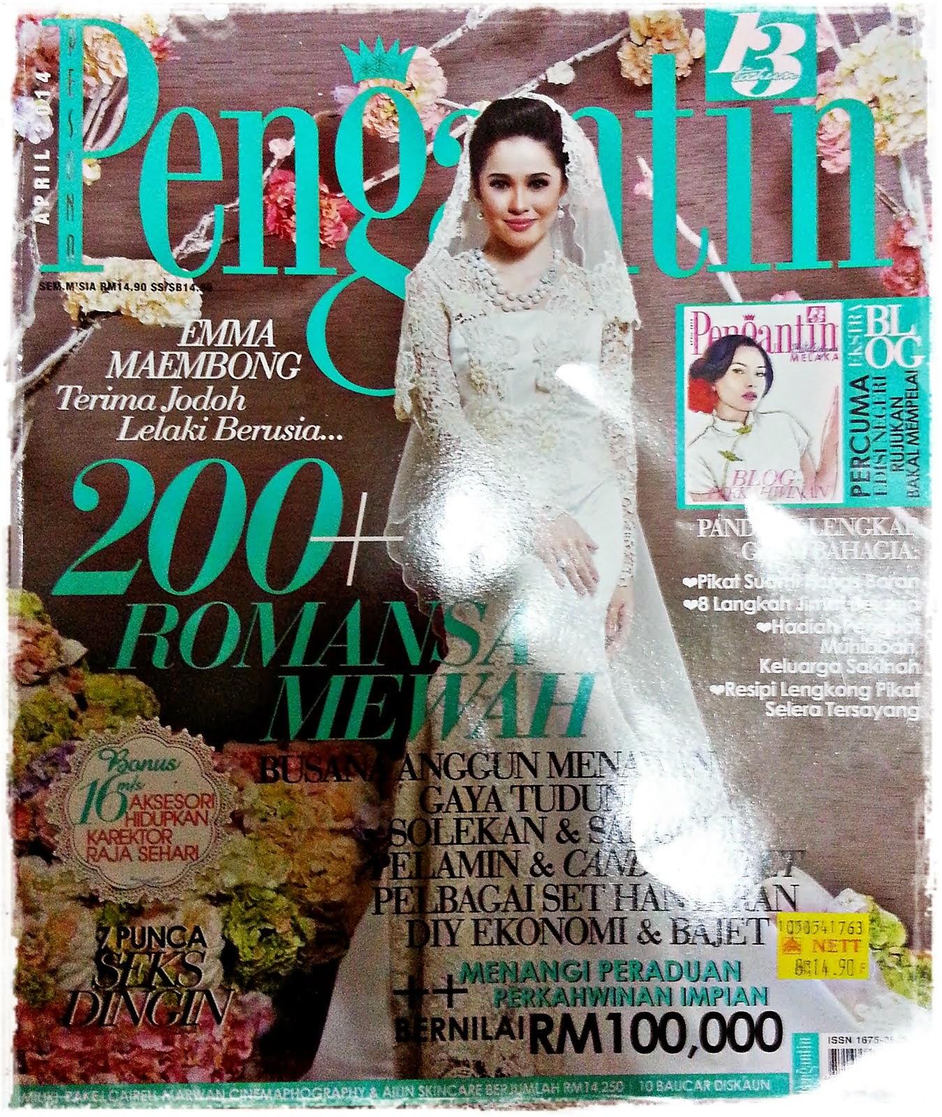Pesona Pengantin Edisi April 2014