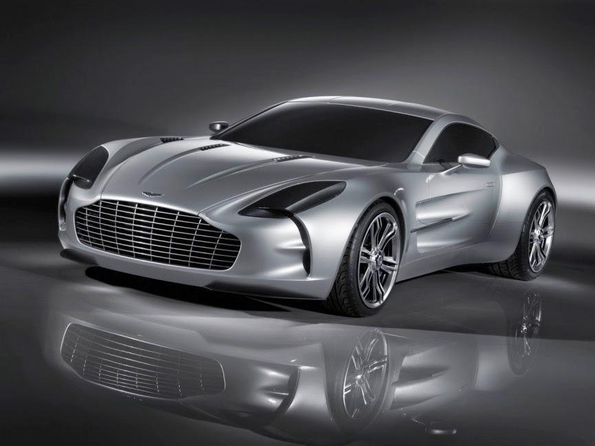 Aston Martin One-