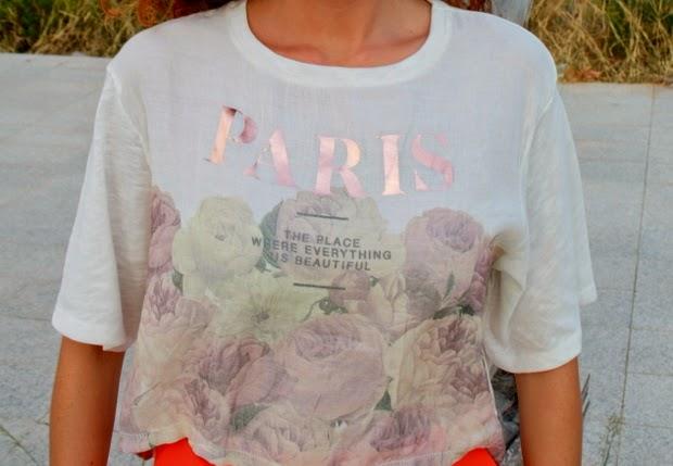 camiseta tonos pastel