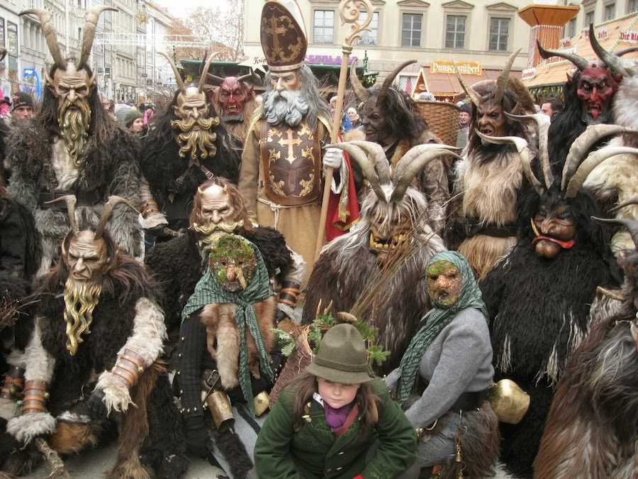 Morbid Anatomy Krampusfest Guest Post For Morbid Anatomy By Al