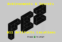 Fez Achievements Secrets Artifacts Locations.