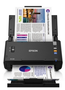 Epson DS-520 Driver Windows, Mac Download