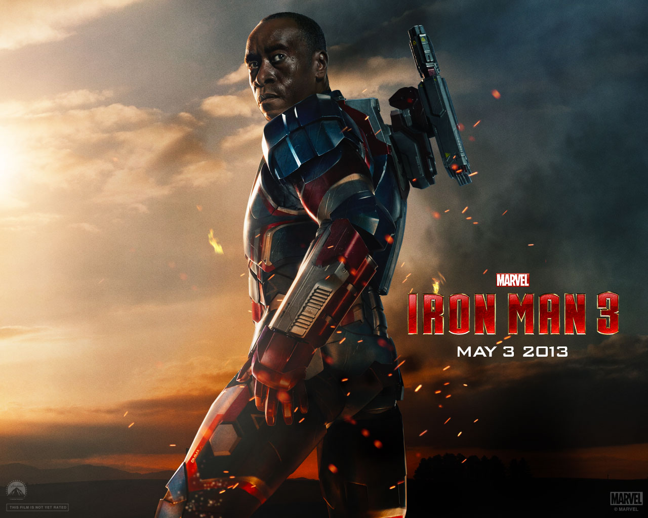 Iron Man 3 wallpaper 1280x1024 006