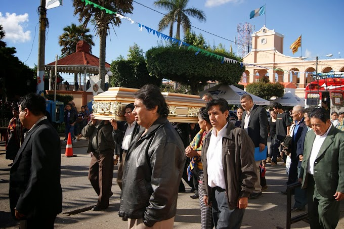 Muere  Primera Reina Indígena de San Juan Sacatepéquez