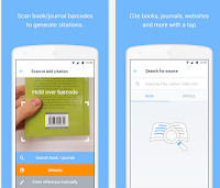 3 Good Android Apps for Organizing Reference Lists and Bibliographies