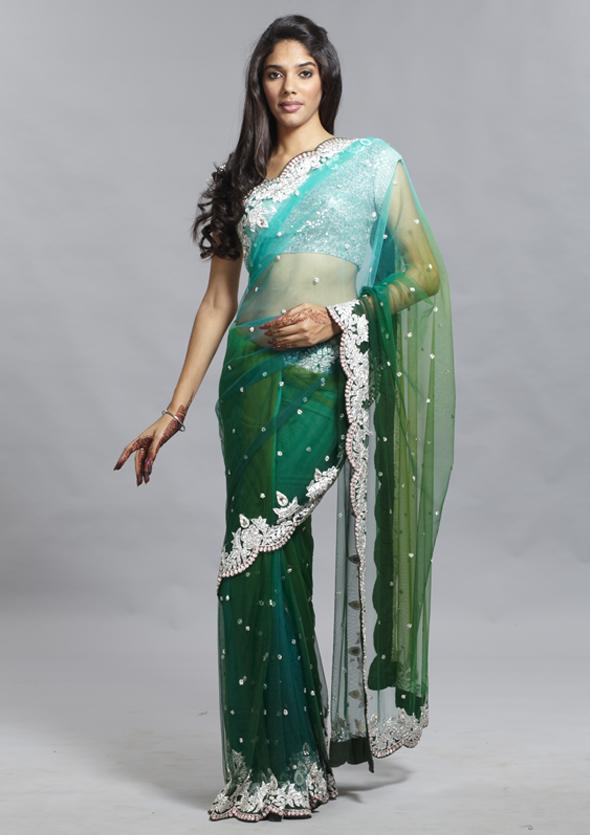 Malhotra Saree 2012