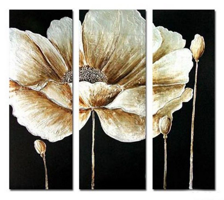 cuadros de flores al oleo sobre tela cuadros de naturalezas