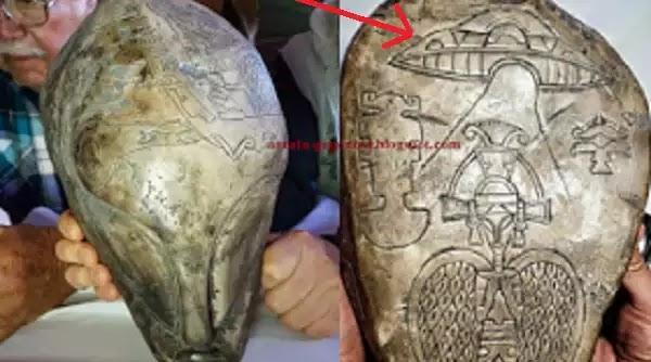Εξωγήινα Τεχνουργήματα των Μάγια!! κατά τα αλλα δεν υπάρχουν  εξωγήινοι!Τηλεκατευθυνόμενες κοινωνίες ο κόσμος!