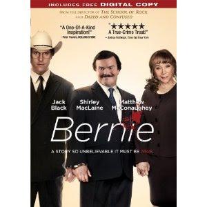 Bernie Release Date DVD