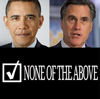NONE OF THE ABOVE  ELECTION-NONCHOICE