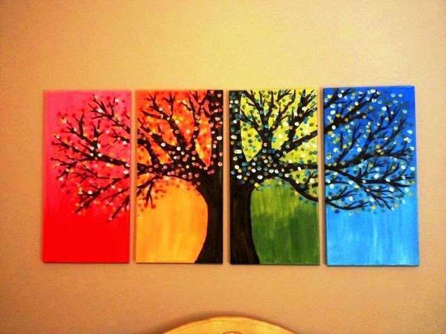 Diy Creative Wall Painting Ideas : Diy creative wall painting ideas