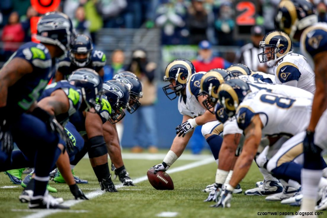 LIVE UPDATES Rams vs Seahawks in final regular season game