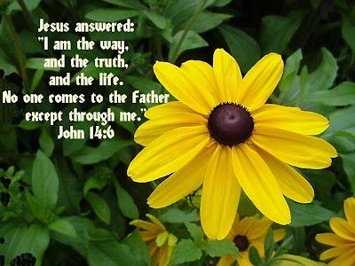 John 14 6 Bible Quote
