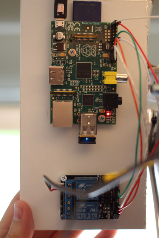 Ryanfx U0026 39 S Blog  Raspberry Pi Powered  Android Controlled