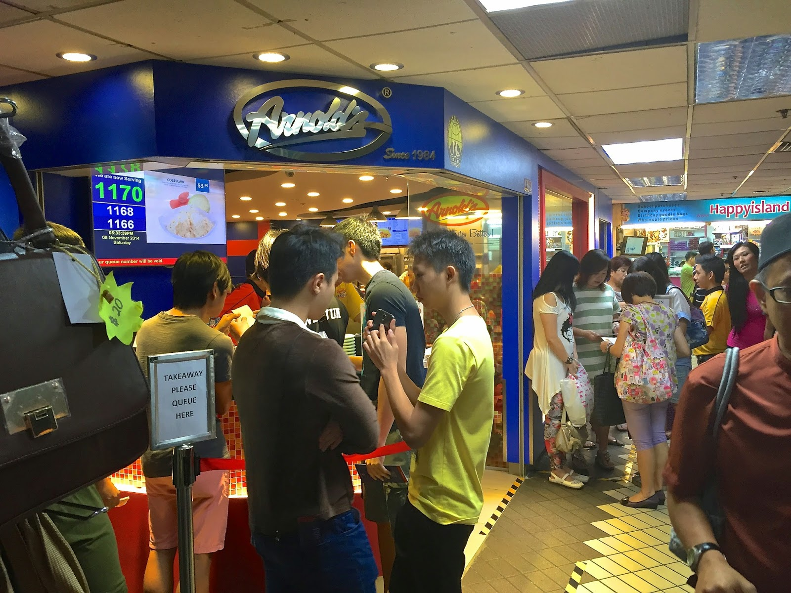 """Arnold S Fried Chicken City Plaza So Pokking Good Themoose Makan Travel ǔ»ç""""» A Singapore Food And Travel Blog"""