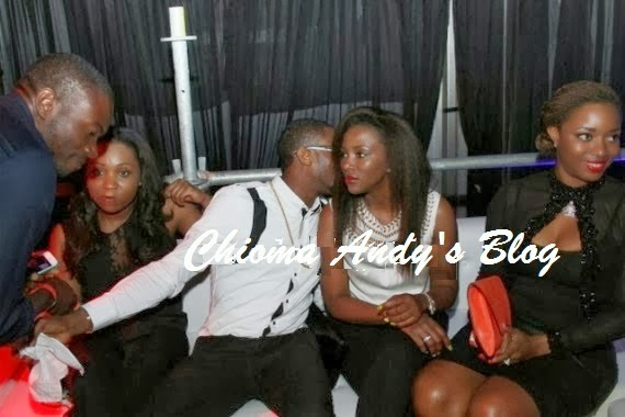 Dbanj and Genevieve May Tie the knots in 2014 chiomaandy.com