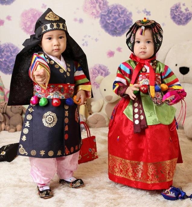 TOP 100 Nama Bayi Bahasa Korea dan Arti