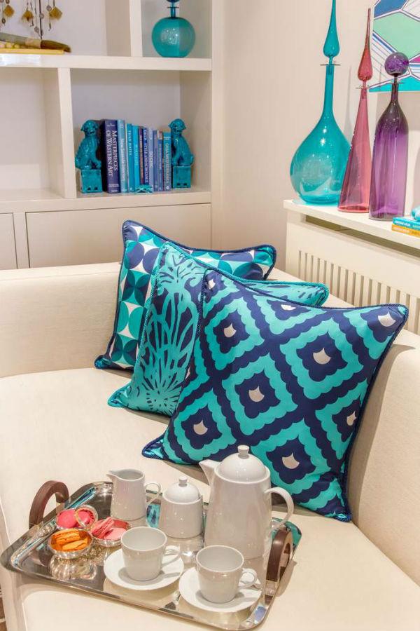 Alexandra D. Foster Pillows