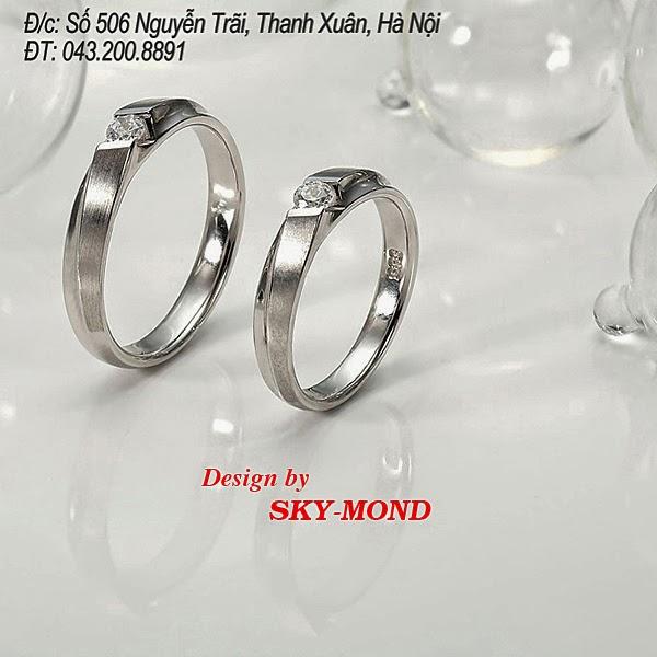 nhẫn cưới đẹp, mua nhẫn cưới ở đâu hà nội giá cả phải chăng?