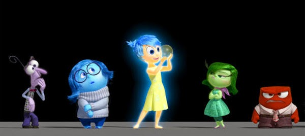 "Primera imagen de ""Inside Out"" película Pixar 2015"