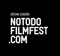 logotipo concurso festival No Todo film Fest X decima Edicion 2012