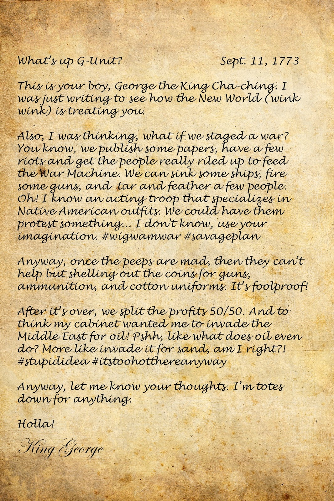 100 Up Letter King George Royal Letter About U0027shy U0027