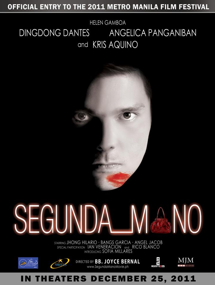 watch Segunda Mano pinoy movie online