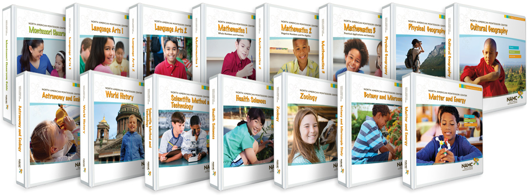 namc upper elementary montessori manuals