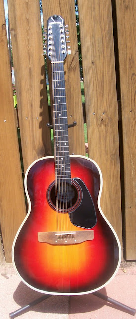 Applause AE-15 12-string